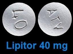 lipitor 40 mg